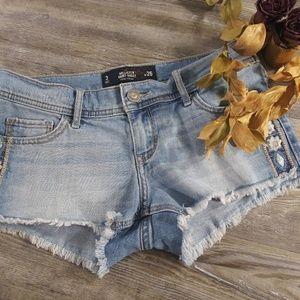 "Size 3 (26"" inch waist) Hollister Shorts"